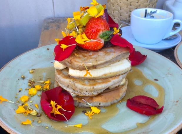 Speedo Cafe Pancakes