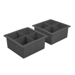 61-30695_S2-XL-Ice-Cube-Trays_Charcoal_SILO